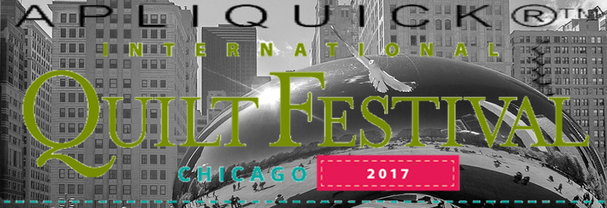 International Quilt Festival Chicago 2017 Apliquick